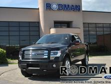 Ford F-150 4WD SuperCrew 145 Limited 2013