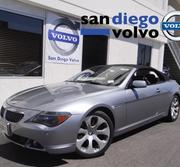 BMW 6 Series 2dr Conv 650i 2007