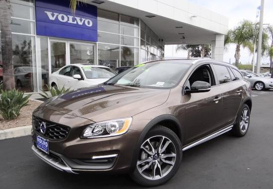 Volvo V60 Cross Country 2015.5 4dr Wgn T5 AWD 2015