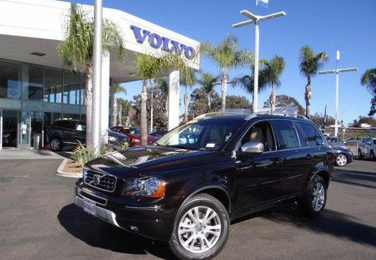 Volvo XC90 FWD 4dr 2014