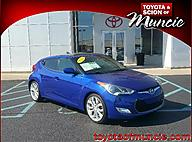 2012 Hyundai Veloster 3dr Cpe Auto w/Gray Int Muncie IN
