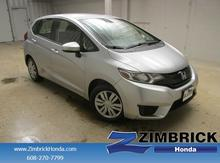 2016 Honda Fit 5dr HB CVT LX Madison WI
