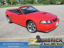 2002 Ford Mustang 2dr Convertible GT Deluxe Madison WI