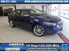 2013 Ford Taurus 4dr Sdn Limited AWD Madison WI