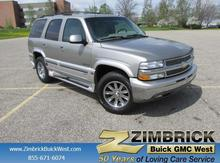 2002 Chevrolet Tahoe 4dr 1500 4WD LT Madison WI
