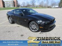 2014 Ford Mustang 2dr Cpe GT Premium Madison WI