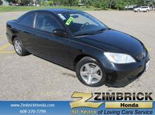 2004 Honda Civic 2dr Cpe EX Auto Madison WI