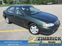 2001 Nissan Altima 4dr Sdn GXE Auto Madison WI
