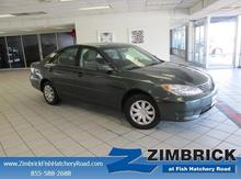 2005 Toyota Camry 4dr Sdn LE Auto (Natl) Madison WI