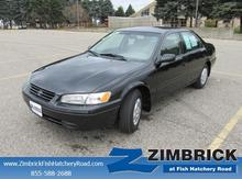 1998 Toyota Camry 4dr Sdn LE Auto Madison WI