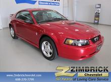 2002 Ford Mustang 2dr Cpe Premium Madison WI