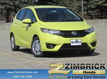 2015 Honda Fit 5dr HB Manual LX Madison WI