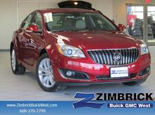 2015 Buick Regal 4dr Sdn Turbo FWD Madison WI