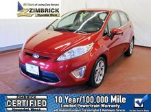 2011 Ford Fiesta 5dr HB SES Madison WI