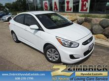 2015 Hyundai Accent 4dr Sdn Auto GLS Madison WI