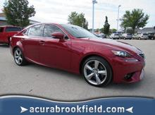 2014 Lexus IS 350 4dr Sdn AWD Madison WI