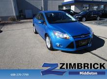 2012 Ford Focus 4dr Sdn SEL Madison WI