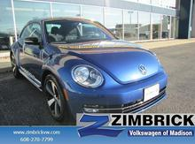 2012 Volkswagen Beetle 2dr Cpe Manual 2.0T Turbo Madison WI