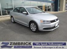 2012 Volkswagen Jetta 4dr Manual SE Madison WI