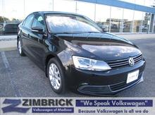 2013 Volkswagen Jetta 4dr Auto SE w/Convenience/Sunroof P Madison WI