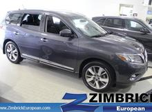2014 Nissan Pathfinder 4WD 4dr Platinum Madison WI