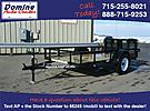 2012 Rugged Road 60x10G ES Utility #124 2990 Split Folding Gate  Loyal WI