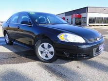 Chevrolet Impala LS Fleet 2011