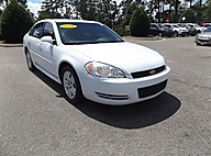 2011 Chevrolet Impala 4dr Sdn LS Retail Southern Pines NC