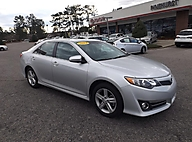 2014 Toyota Camry 4dr Sdn I4 Auto SE Southern Pines NC