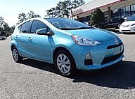 2012 Toyota Prius c 5dr HB Three Southern Pines NC