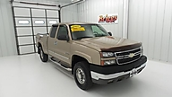 2005 Chevrolet Silverado 2500HD Ext Cab 143.5 WB 4WD Work Lawrence KS