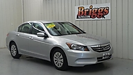 2012 Honda Accord Sdn 4dr I4 Auto LX Lawrence KS