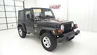 2002 Jeep Wrangler 2dr X Lawrence KS