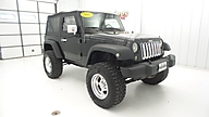 2007 Jeep Wrangler 4WD 2dr X Lawrence KS