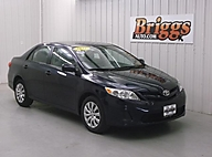 2012 Toyota COROLLA  Lawrence, Topeka & Manhattan KS