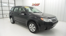 2012 Subaru Forester 4dr Man 2.5X Lawrence, Topeka & Manhattan KS