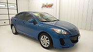 2012 Mazda Mazda3 4dr Sdn Auto i Grand Touring Lawrence KS