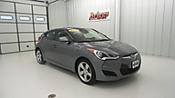 2014 Hyundai Veloster 3dr Cpe Auto w/Black Int Junction City KS