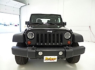 2012 Jeep Wrangler 4WD 2DR SPORT Lawrence KS