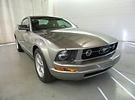 2008 Ford Mustang 2DR CPE DELUXE Lawrence KS
