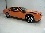 2014 Dodge Challenger 2dr Cpe R/T Classic Lawrence KS