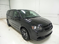 2015 Dodge Grand Caravan 4dr Wgn American Value Pkg Topeka KS