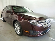 2012 Ford Fusion 4DR SDN SE FWD Lawrence KS
