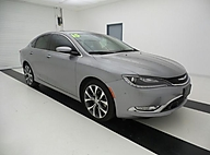 2015 Chrysler 200 4DR SDN C FWD Lawrence KS