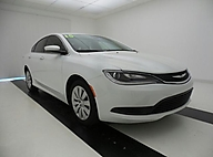 2015 Chrysler 200 4DR SDN LX FWD Lawrence KS