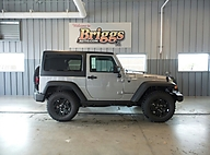 2016 Jeep Wrangler 4WD 2DR WILLYS WHEELER Lawrence KS