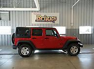 2014 Jeep Wrangler Unlimited 4WD 4DR FREEDOM EDITION *LTD Lawrence KS