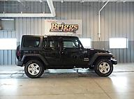 2014 Jeep Wrangler Unlimited 4WD 4DR SPORT Lawrence KS