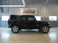 2016 Jeep Wrangler Unlimited 4WD 4DR SAHARA Lawrence KS