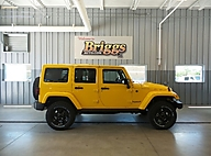2015 Jeep Wrangler Unlimited 4WD 4dr Sahara Lawrence KS